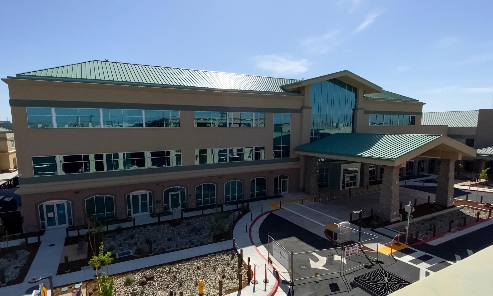Sutter Roseville Medical Center expansion