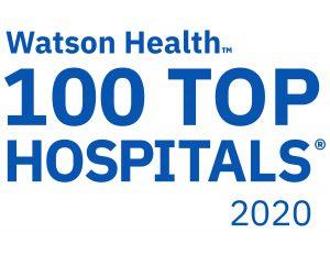 IBM Watson Health 100 Top Hospitals 2020