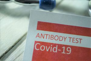 antibody test for COVID-19