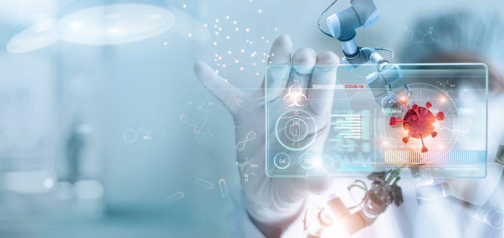 Medicine doctor and robotics research.