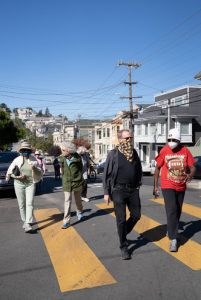 CPMC's ACE Unit has a partnership with SF Village to help seniors navigate their lives once discharged from the hospital.