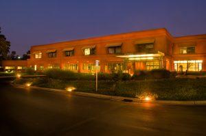 Sutter Amador Hospital at night