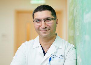Heart surgeon Teimour Nasirov, M.D.