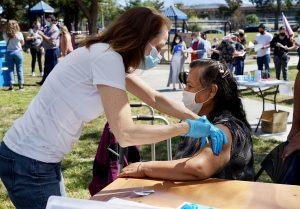 Sutter Health partners with Raizes Collective in Santa Rosa to vaccinate Latino community
