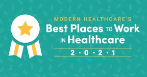 Best Place to Work graphic