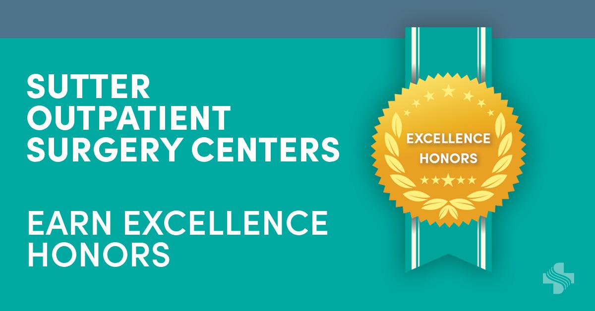 ASC Surgery Center Award logo