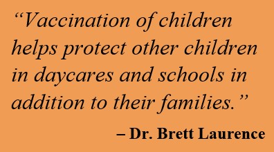 Dr. Laurence quote